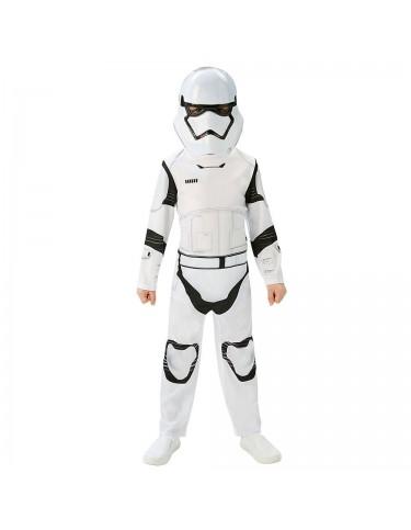 Stormtrooper Episodio 7 Disfraz T.L 7-8 años 883028102303