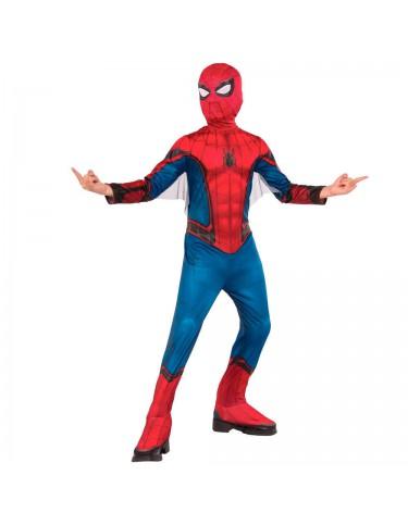 Spiderman Disfraz T.L 7-8 años 883028215249