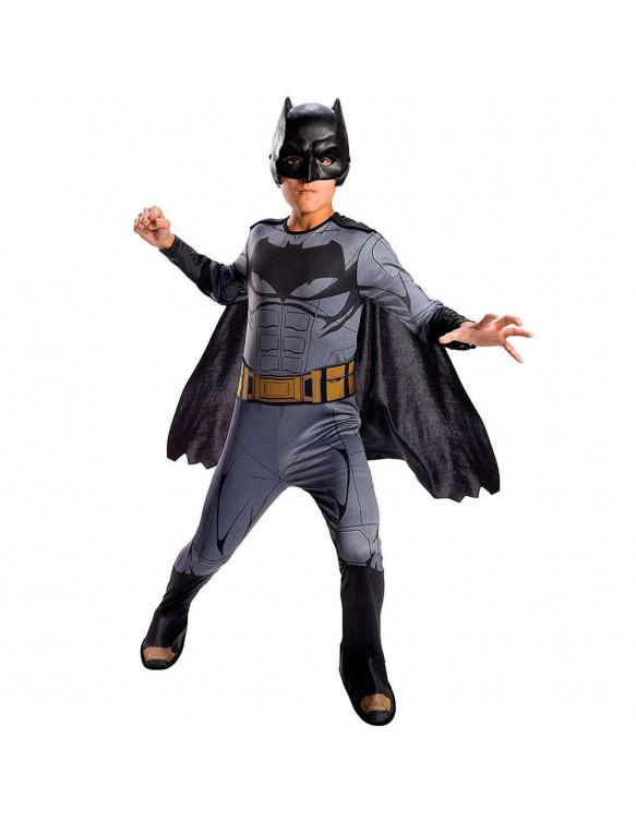 Batman Liga Justicia Disfraz T.M 5-6 años 883028239306