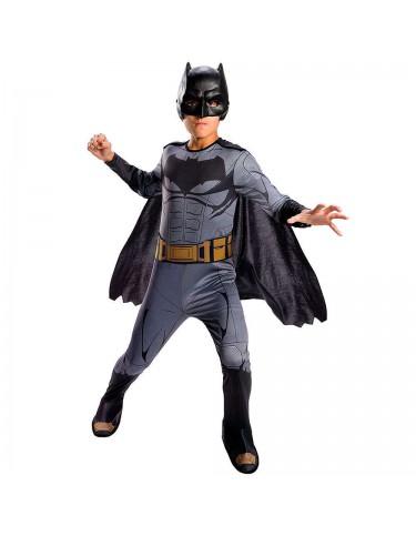 Batman Liga Justicia Disfraz T.L 7-8 años 883028239313