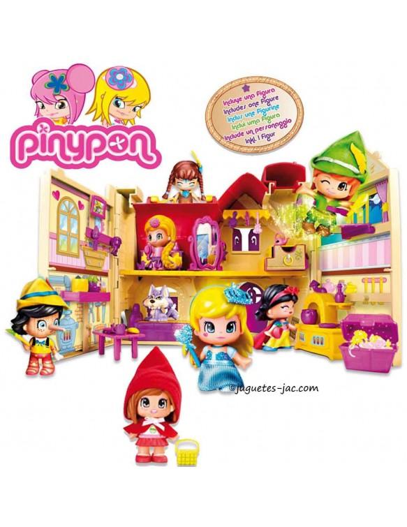 Pin y Pon Casa de los Cuentos 8410779015518
