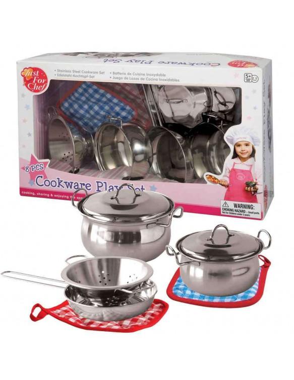 Cocina set Aluminio 4891418203086
