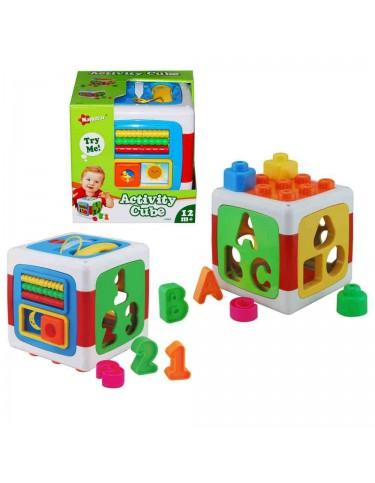 Cubo Actividades Infantil 4891622690689