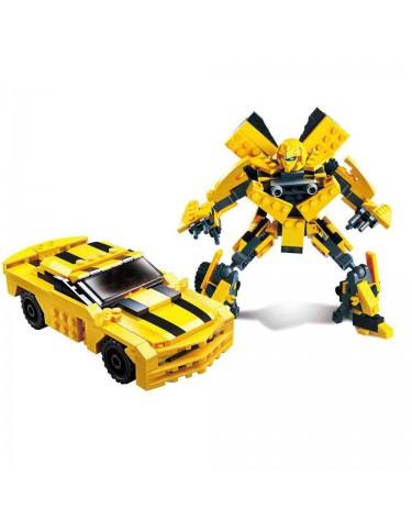 Transformer Construcción 212 Pzas