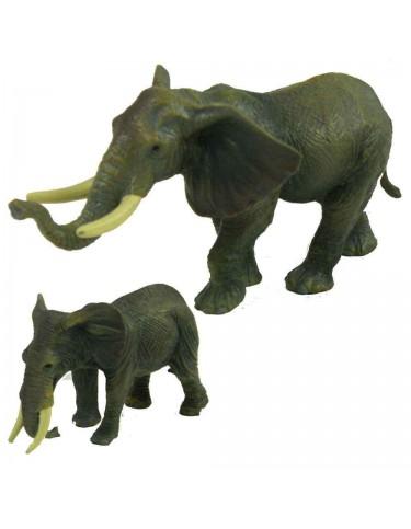 Elefantes 2 Figuras 5022849736297