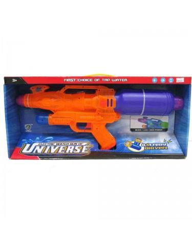 Pistola de Agua con Luz y Sonido 5022849733500