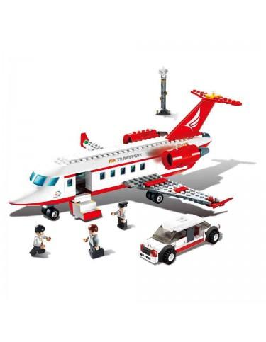 Avión Construcción 334 Pzas 5022849737553
