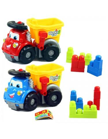 Camión Divertido Construcción Bloques 5022849737942