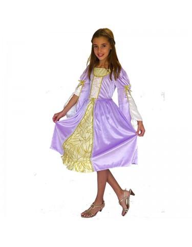 Disfraz Princesa Lila 5-7 Años 4893884754666