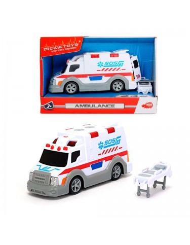 Ambulancia con Luz y Sonido 4006333048906