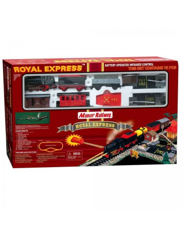 Circuito Tren RC Royal Express