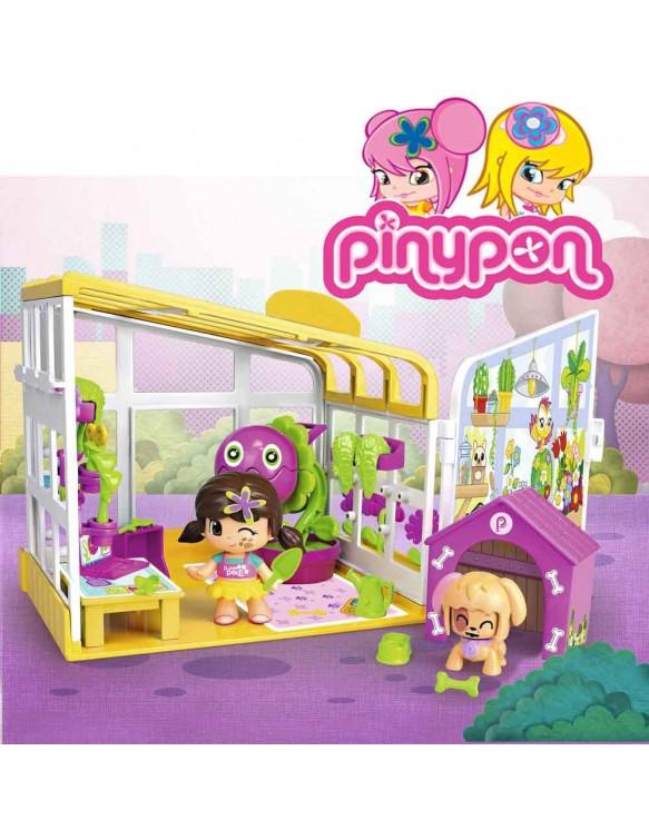 Pin y Pon Cabaña de Mascotas 8410779020239