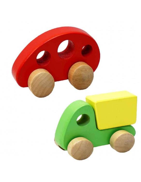 Mi Primer Vehículo de Madera 834162000420