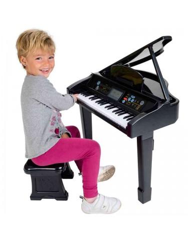 Órgano Digital con Taburete 82228253789