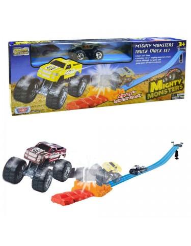 Pista Lanzadora Vehículo Monster 661732780419