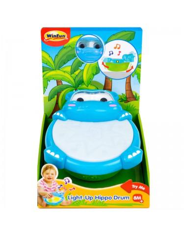 Tambor Hipopótamo 4895038520202