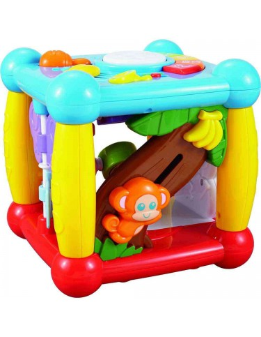 Cubo Actividades Infantiles 6931000037465