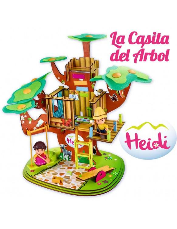 Heidi La Casa del Arbol Famosa 8410779024312