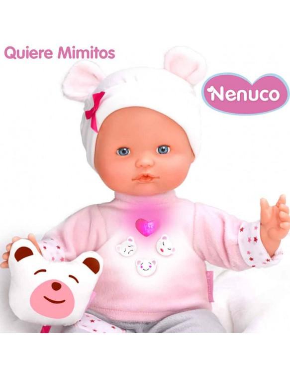 Nenuco Quiere Mimitos Famosa 8410779027528