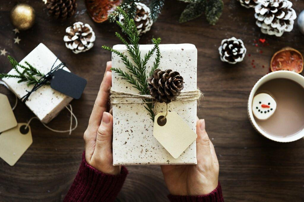 regalo como envolver