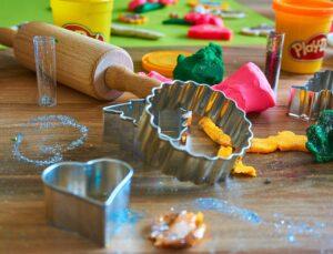 plastilina para niños
